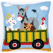 Tractor 3 - Vervaco Cross Stitch Kit