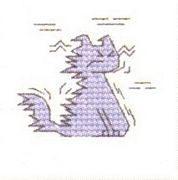 Brrr! - Mouseloft Cross Stitch Kit