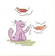 Mouseloft Summer's End Cross Stitch Kit