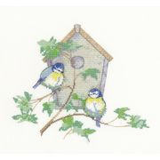 Nesting Box - Evenweave - Heritage Cross Stitch Kit