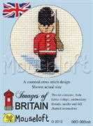 Guardsman - Mouseloft Cross Stitch Kit