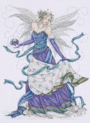 Ice Fairy - Design Works Crafts Cross Stitch Kit