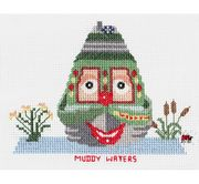 Abacus Designs Muddy Waters Cross Stitch Kit