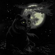 RIOLIS The Full Moon Cross Stitch Kit