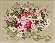 Wedding Bouquet - RIOLIS Cross Stitch Kit
