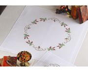 Permin Raddish Tablecloth Cross Stitch Kit