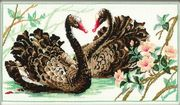 Black Swans - RIOLIS Cross Stitch Kit