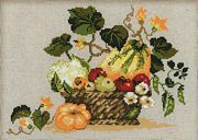 RIOLIS The Fruits of Autumn Cross Stitch Kit