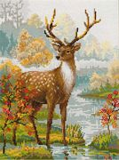 Deer - RIOLIS Cross Stitch Kit