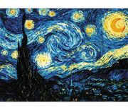 RIOLIS Van Gogh - Starry Night Cross Stitch Kit