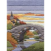 Derwentwater Designs Autumn Evening Long Stitch Kit