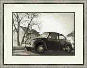 RIOLIS The Beetle Cross Stitch Kit