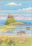 Derwentwater Designs Coastal Spring Long Stitch Kit
