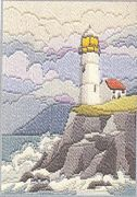 Coastal Winter - Derwentwater Designs Long Stitch Kit