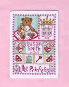 Little Princess - Bobbie G Designs Cross Stitch Kit