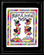 Make a Joyful Noise - Chart