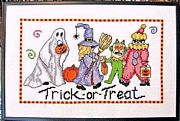 Trick or Treat - Chart