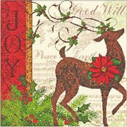 Dimensions Winter Reindeer Cross Stitch Kit