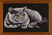 Briton - RIOLIS Cross Stitch Kit