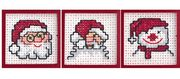 Christmas Gift Tags - Set 6 - Permin Cross Stitch Kit