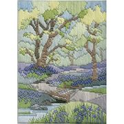 Derwentwater Designs Spring Walk Long Stitch Kit