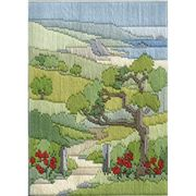 Derwentwater Designs Summer Walk Long Stitch Kit