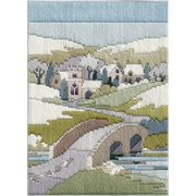 Derwentwater Designs Winter Walk Long Stitch Kit