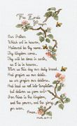 Janlynn The Lord's Prayer Cross Stitch Kit