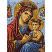 Mother and Son - Luca-S Cross Stitch Kit