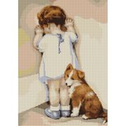 First Tantrum - Luca-S Cross Stitch Kit
