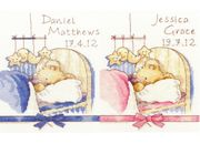 Huggles Bedtime - Bothy Threads Cross Stitch Kit