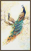 RIOLIS Persian Garden Cross Stitch Kit