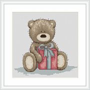 Luca-S Bruno's Gift Cross Stitch Kit