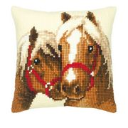 Horse Duo - Vervaco Cross Stitch Kit