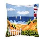 Vervaco Lighthouse Scene Cross Stitch Kit