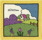 Abacus Designs Clent Hills Cross Stitch Kit
