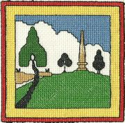 Abacus Designs Wychbury Hill Cross Stitch Kit