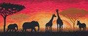 African Horizon - Maia Cross Stitch Kit