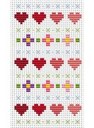 Sew Simple Sampler - Fat Cat Cross Stitch Kit