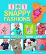 Sewing Books 101 Snappy Fashions Book