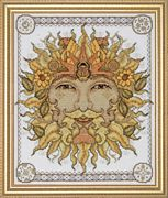 Sun - Design Works Crafts Cross Stitch Kit