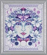 Moon - Design Works Crafts Cross Stitch Kit