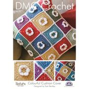 DMC Colourful Cushion Cover