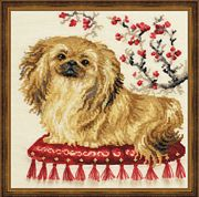 Pekinese - RIOLIS Cross Stitch Kit