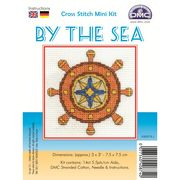 Ships Wheel - DMC Cross Stitch Kit