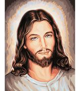 Portrait of Christ - Royal Paris Tapestry Canvas