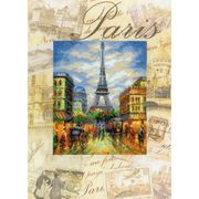 RIOLIS Paris Cross Stitch Kit