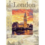 London - RIOLIS Cross Stitch Kit