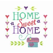 Home Sampler - Stitching Shed Cross Stitch Kit