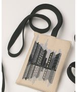 Skyline Phone Case - Permin Cross Stitch Kit